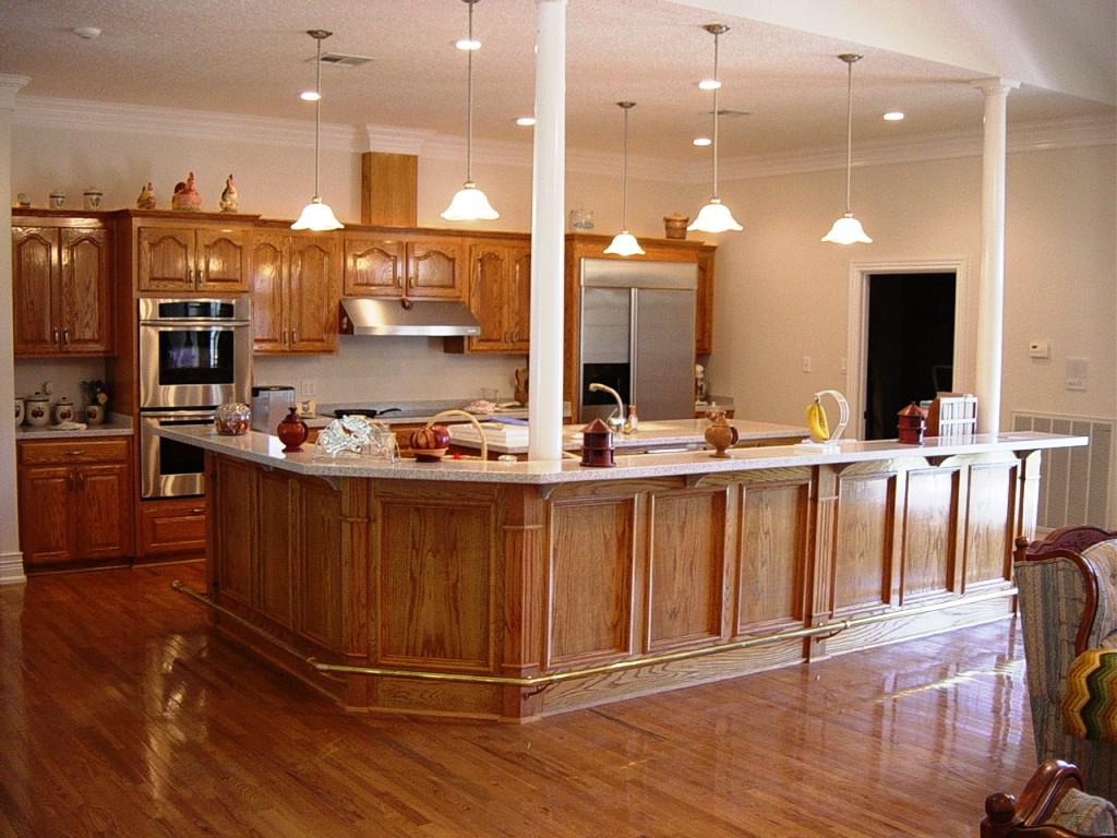 Updated-Oak-Kitchen-Cabinets-Ideas